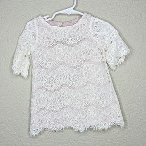 Catherine Malandrino Dress 18 Months Lace